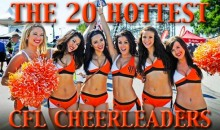 The 20 Hottest CFL Cheerleaders of 2012