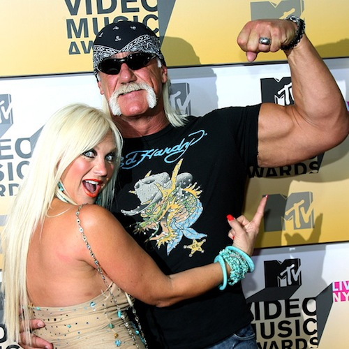 hulk hogan and wife linda - sports divorces