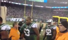 Listen to Jets Fans Rip into the Players as They Exited the Field at Halftime Last Thursday (Video)