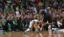 Joe Johnson Breaks Paul Pierce's Ankles With Some Sweet Dribbling Skills (Videos)