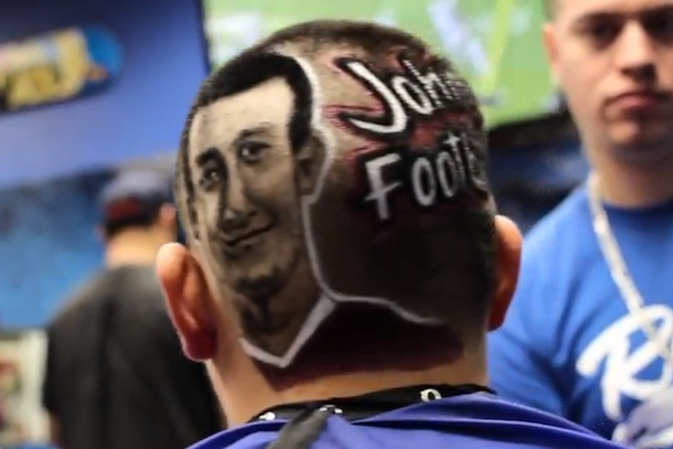 johnny manziel haircut by rob the original