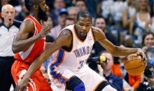 Stat Line of the Night — 11/28/2012 — Kevin Durant