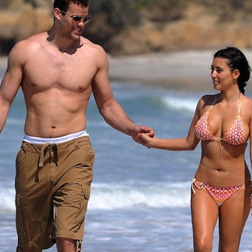 kris humphries and kim kardashian - sports divorces