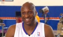 Lamar Odom Can't Remember Which L.A. Team He Plays For (Video)