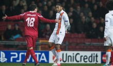 Brazilian Luiz Adriano Scores Classless Goal For Shakhtar Donetsk During UCL Match (Video)