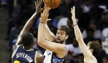 Stat Line Of The Night — 11/5/12 — Marc Gasol