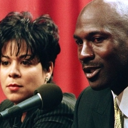 michael jordan and wife juanita - sports divorces