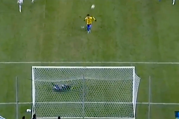 neymar penalty kick fail