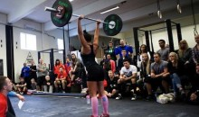 This 17-Year-Old Female Crossfit Enthusiast From Norway Is Amazing (Video)