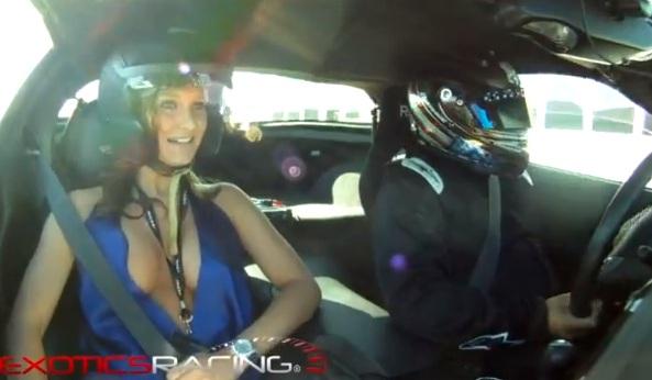 sexy corvette ride