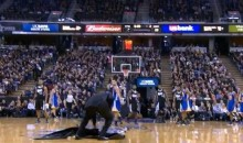 The Sky Was Falling At The Sleep Train Arena Last Night (Video)