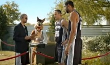 Watch Tony Parker, Tim Duncan and Manu Ginobili Being Funny In An HEB Commercial (Video)