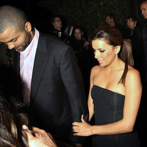 tony parker and eva longoria - sports divorces