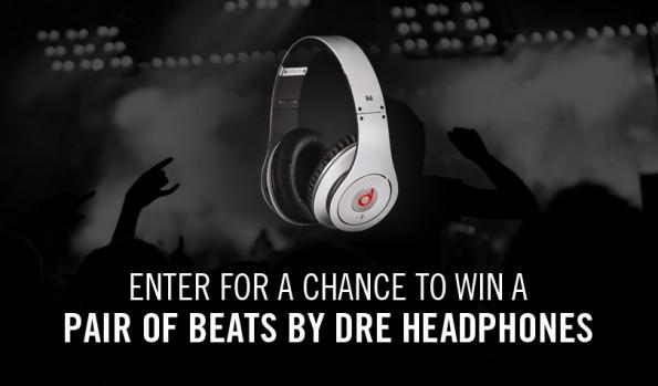 win beats by dre headphones
