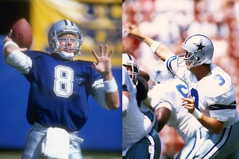 10 troy aikman and steve walsh (quarterback controversies)