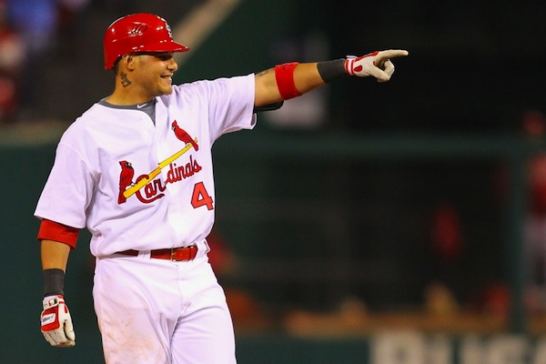 10 yadier molina - biggest baseball contracts of 2012