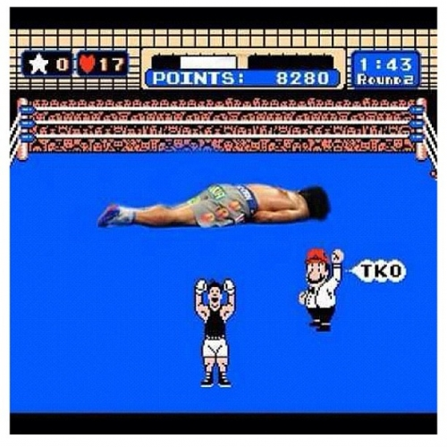 11 manny pacquiao mike tyson's punch-out meme
