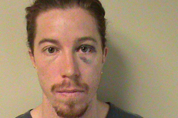 14 Shaun White arrested nashville - athletes on santa's naughty list 2012