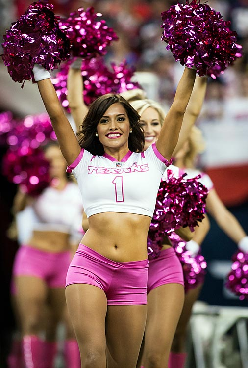 15 Elizabeth Houston Texans Cheerleader (Hottest NFL Cheerleaders of 2012)