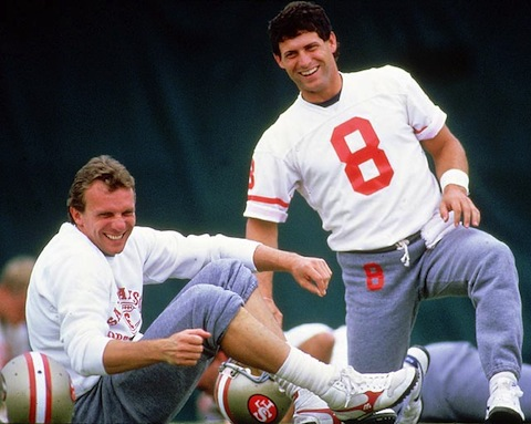 2 joe montana and steve young (quarterback controversies)