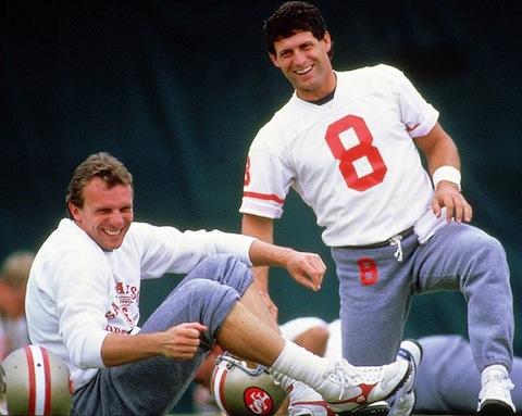 2 joe montana and steve young (quarterback controversies)
