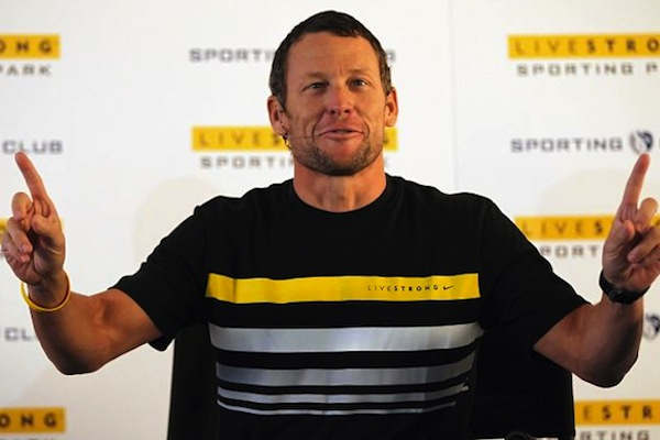 2 lance armstrong cheater - santa's naughty list 2012