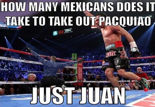 27 manny pacquiao mexican joke meme