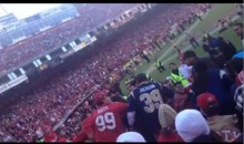 Rams vs Niners Fan Fight Features Two Sucker Punches (Video)