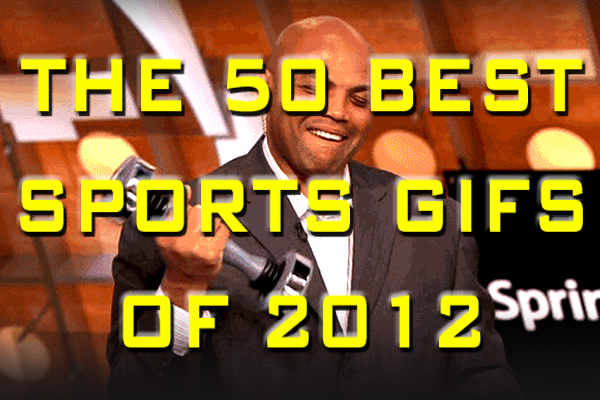 50 best sports gifs 2012