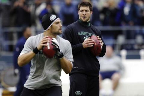 6 tim tebow (quarterback controversies)