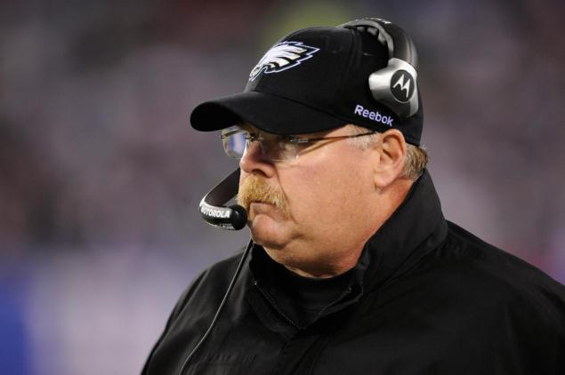 Andy Reid (Head Coach, Philadelphia Eagles)