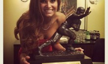 Johnny Manziel Has a Really Hot Girlfriend (Gallery)