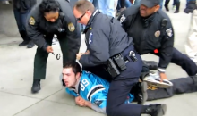 Fan Gets Pepper Sprayed at Raiders-Panthers Game (Video)
