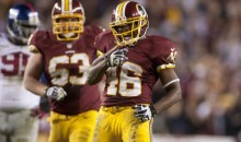 Stat Line of the Night — 12/03/2012 — Alfred Morris