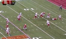 Nebraska QB Taylor Martinez Scored an Incredible Touchdown During Saturday's Blowout Loss Against Wisconsin (Video)