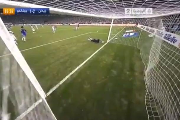 amazing zinedine zidane goal