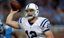 Stat Line of the Night — 12/02/2012 — Andrew Luck