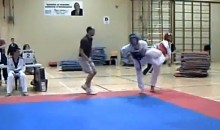 Check Out This Wicked Amateur Taekwondo Knockout (Video)
