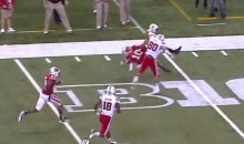 Nebraska's Kenny Bell Knocked Wisconsin's Devin Smith Into Next Week with This Block (Video)