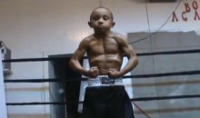 "Bubba ""the Babyman"" Shelton Is The Strongest 5-Year-Old In The World (Video)"