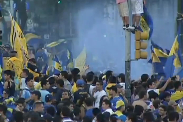 buenos aires soccer riot
