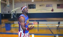 Harlem Globetrotter Does Perfect Impersonation of Kobe Bryant (Video)