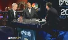 "Bob Costas, Charles Barkley and John McEnroe Discuss Gun Control on ""Costas Tonight"" (Video)"