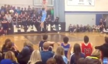 This Is Why High Schools Shouldn't Hold Slam Dunk Contests (Video)