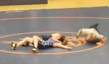 Feel-Good Story: 13-Year-Old Wrestler Lets Opponent with Cerebral Palsy Win (Video)