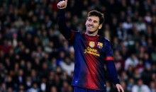 Lionel Messi Breaks Gerd Muller's Record For Goals In A Season (Stat Line — 12/09/2012)