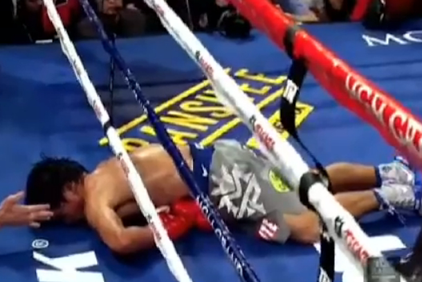 manny pacquiao marquez knockout