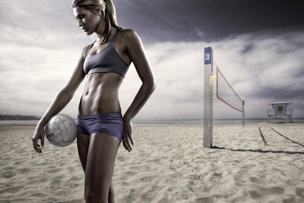 morgan beck volleyball player