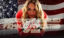 The 50 Most Googled Female Athletes of 2012