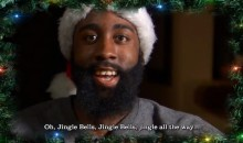 Check Out Some NBA Stars Singing Jingle Bells…Really, Really Poorly (Video)